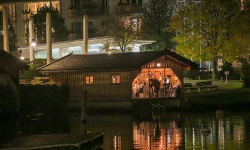 Bootshaus Malerwinkel