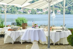Heiraten am Tegernsee im Seehotel Malerwinkel